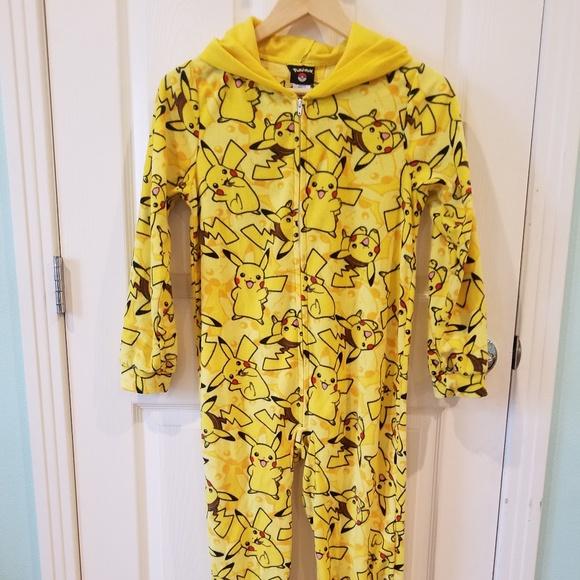 6a80fb308 Pokemon Pajamas